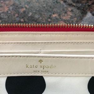kate spade Bags - Kate spade wallet, used